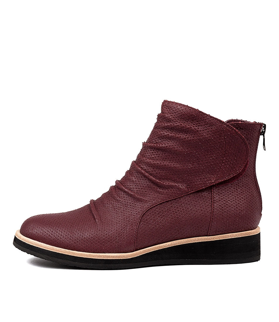 Buy Django & Juliette Clooper Shiraz Ankle Boots online with free shipping