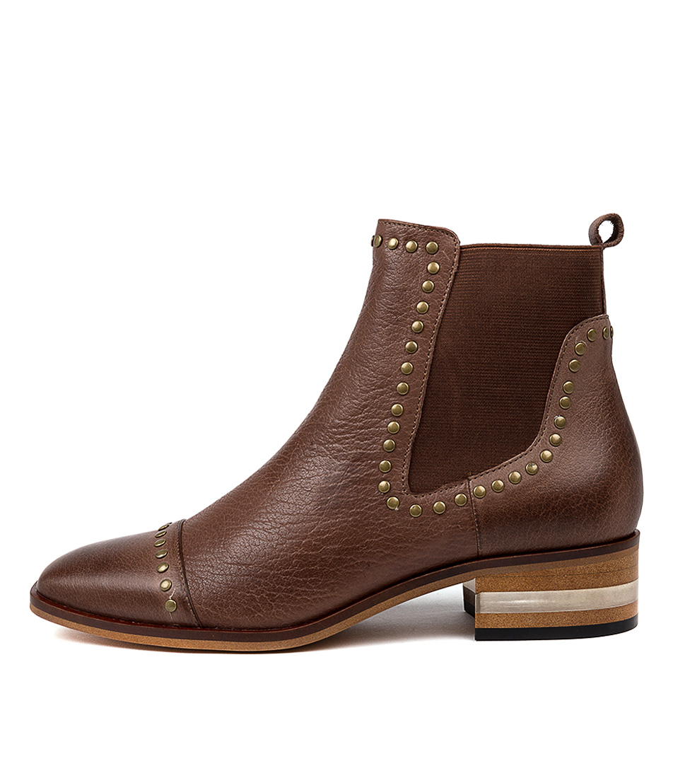 Buy Django & Juliette Ferras Brandy Ankle Boots online with free shipping