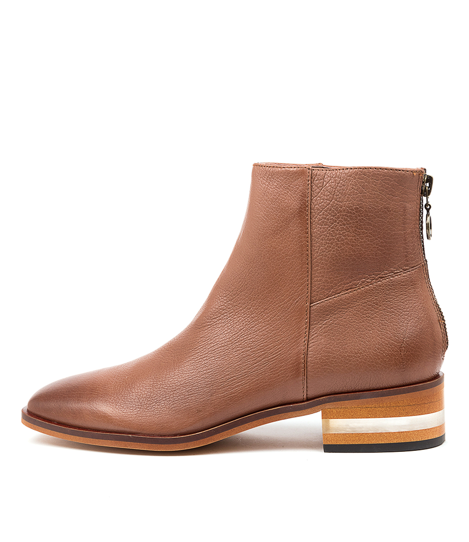 Buy Django & Juliette Flavor Brandy Ankle Boots online with free shipping