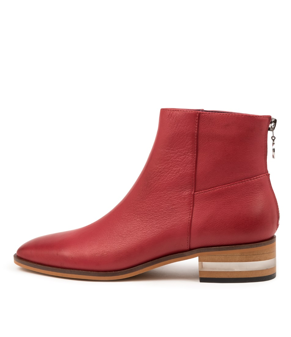 Buy Django & Juliette Flavor Pinot Ankle Boots online with free shipping