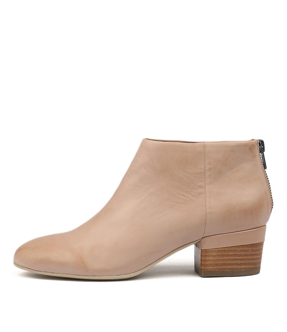 Django & Juliette Glitchery Cafe Ankle Boots