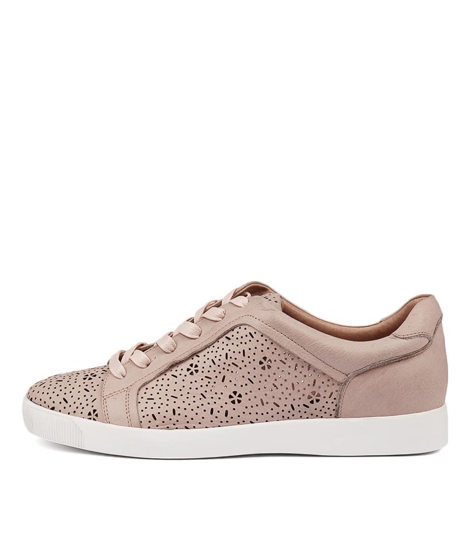 Django & Juliette Globaly Pale Pink Sneakers