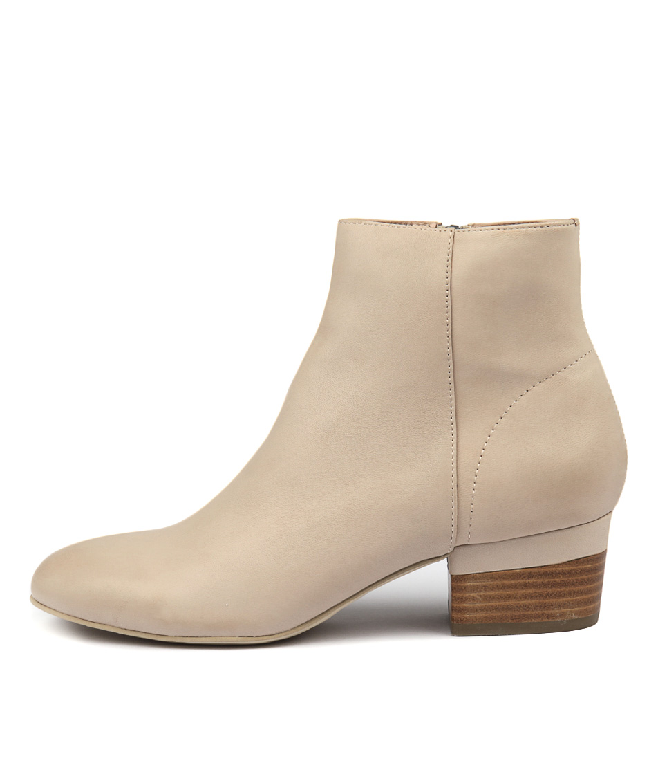 Buy Django & Juliette Goodies Latte Ankle Boots online with free shipping