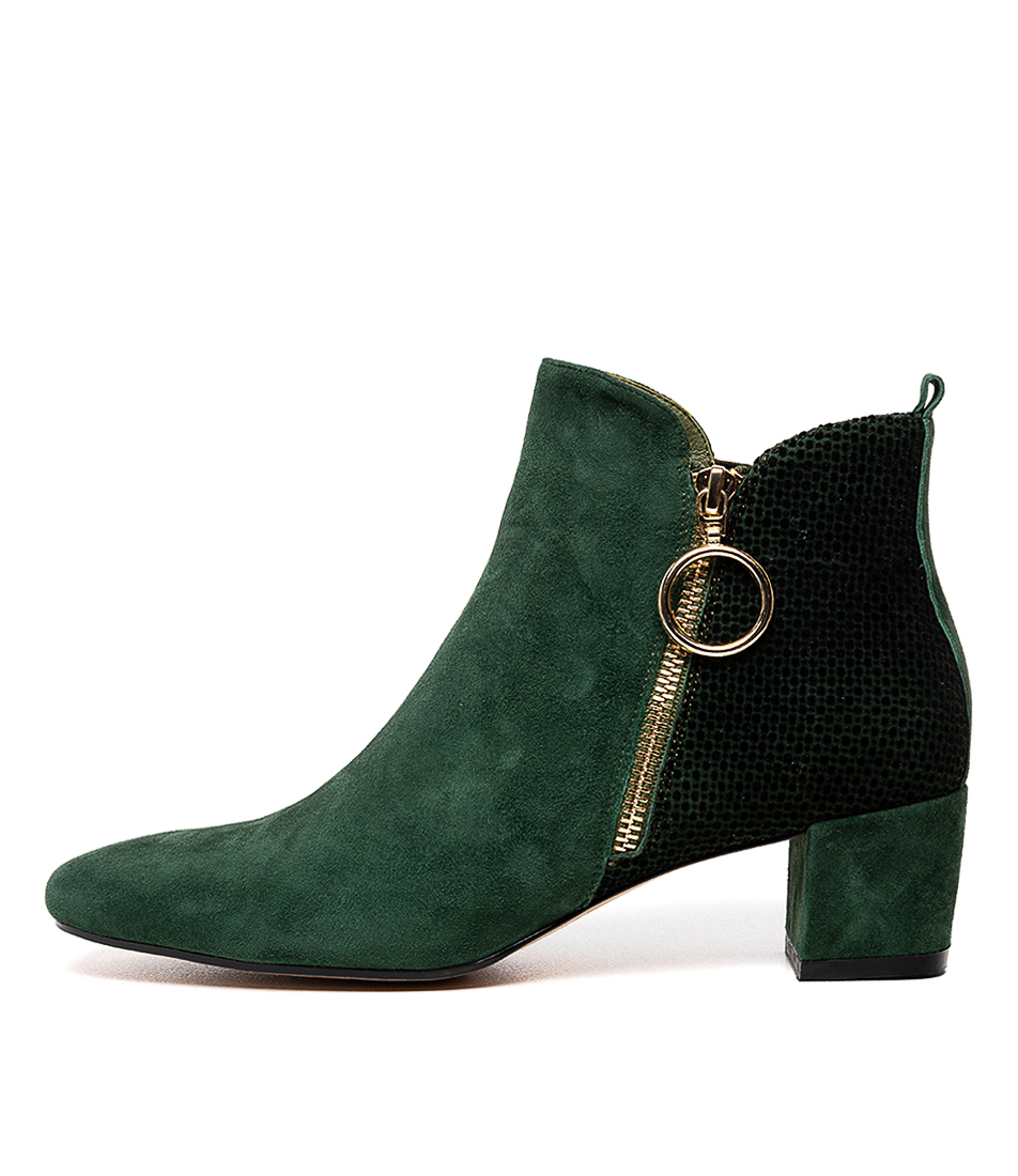 Buy Django & Juliette Halotte Forest Forest D Dress Ankle Boots online with free shipping