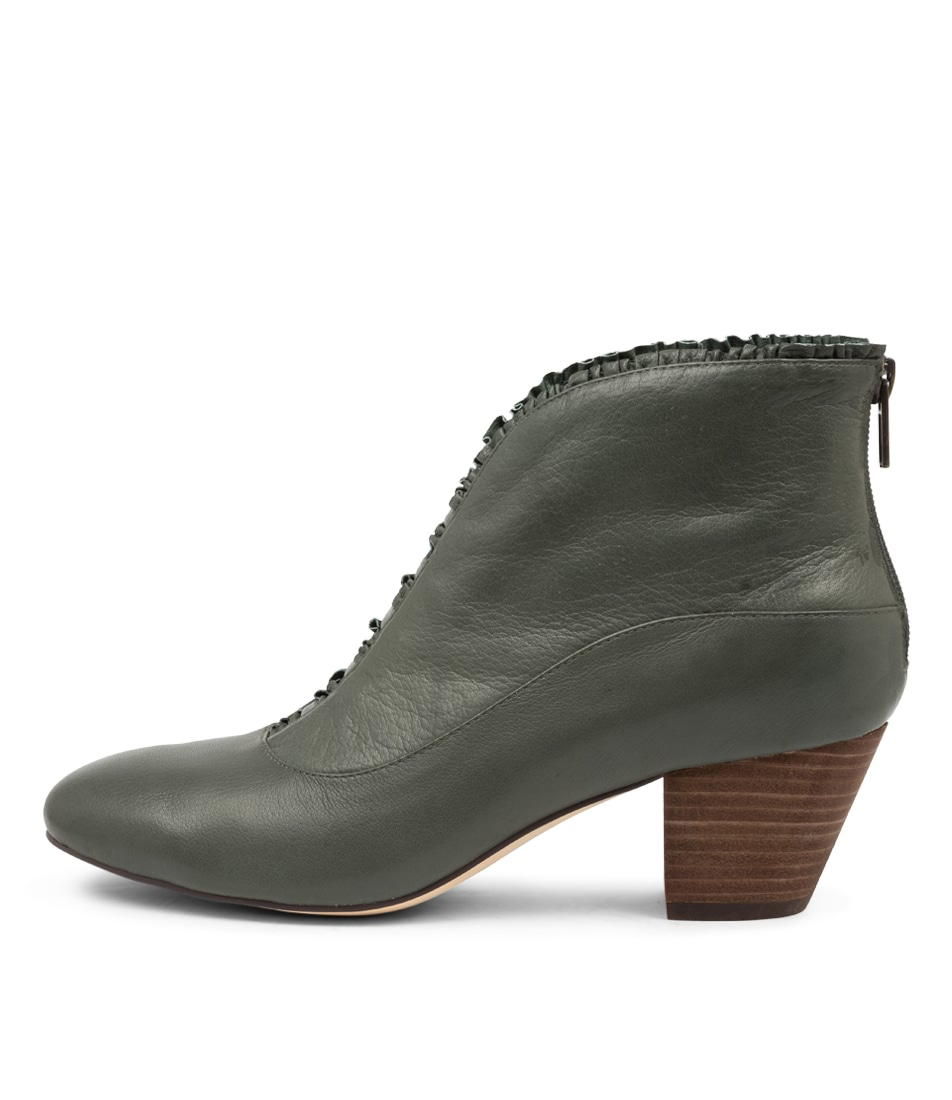Buy Django & Juliette Hemera Forest Ankle Boots online with free shipping