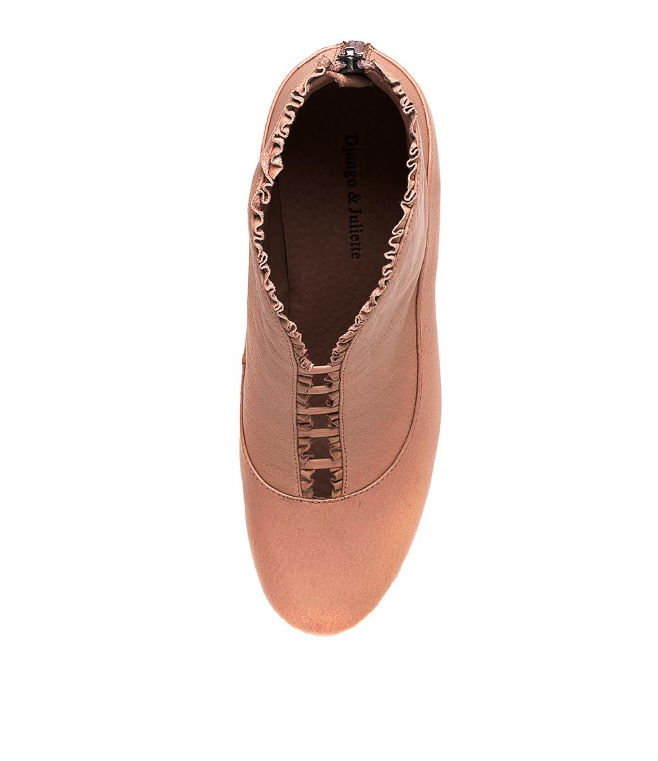 New Django & Juliette Hemera Womens shoes shoes shoes Casual Boots Ankle 497dc9