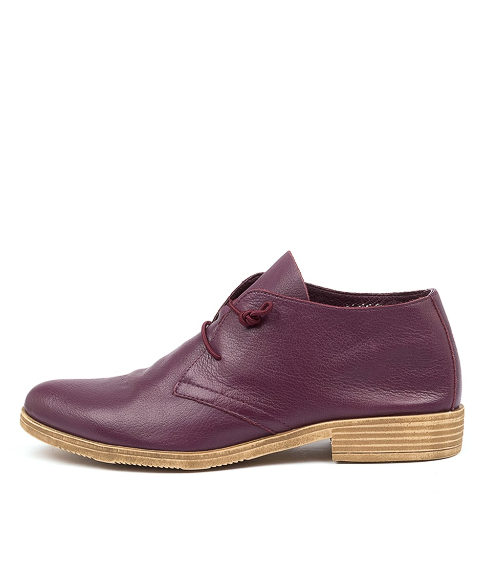 Buy Django & Juliette Karaf Purple Flats online with free shipping