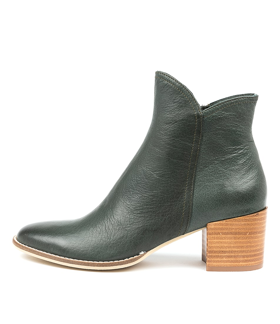 Buy Django & Juliette Mockas Forest Ankle Boots online with free shipping