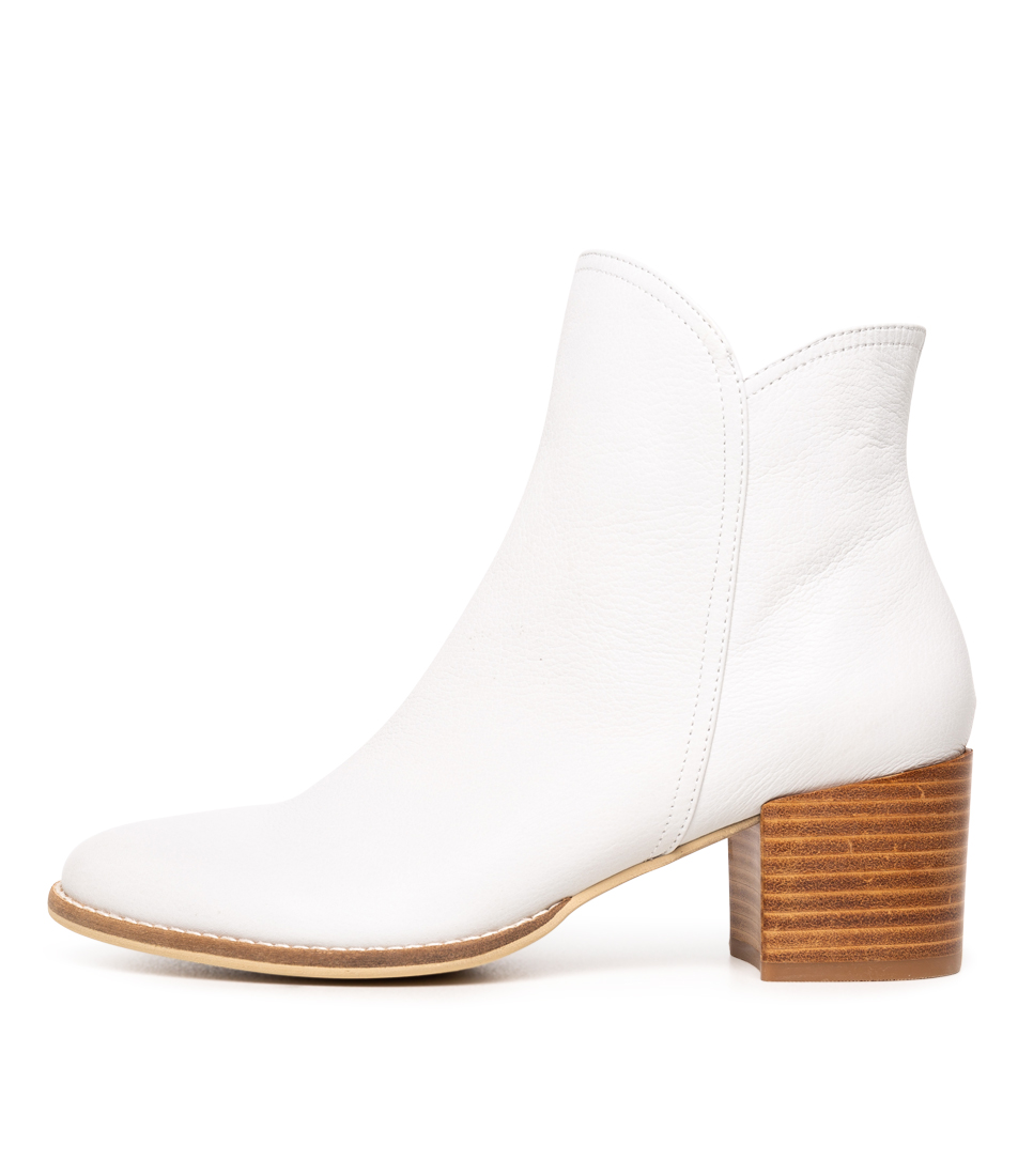 Buy Django & Juliette Mockas Stone Ankle Boots online with free shipping