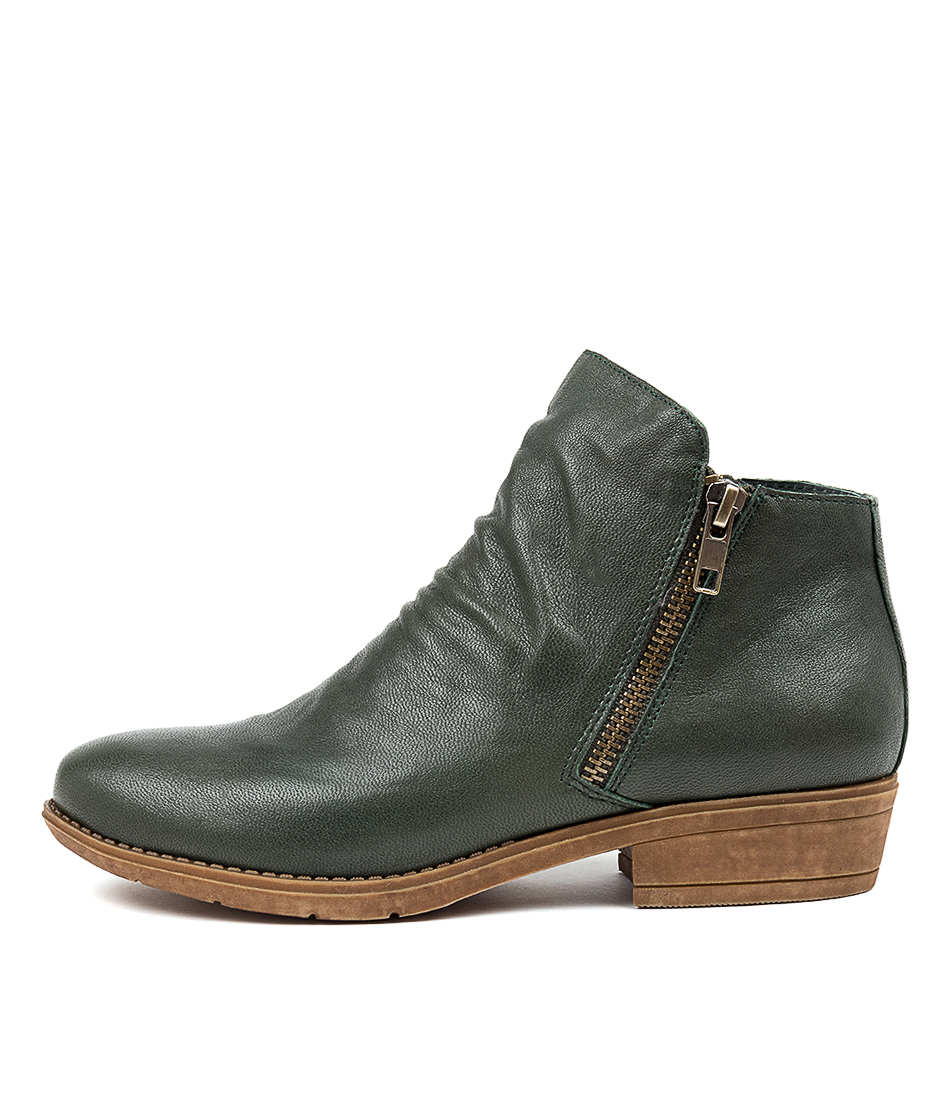 Buy Django & Juliette Rankin Forest Ankle Boots online with free shipping