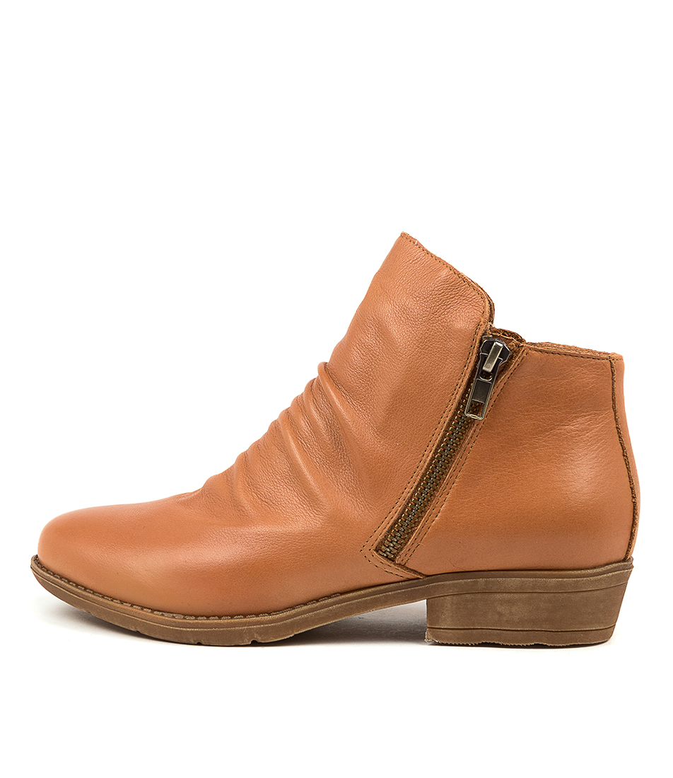 Buy Django & Juliette Rankin Scotch Ankle Boots online with free shipping