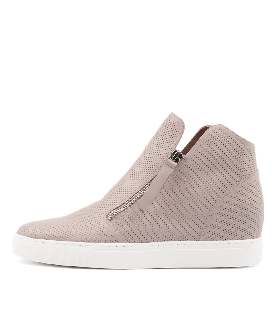 Buy Django & Juliette Gisele Pale Pink Sneakers online with free shipping