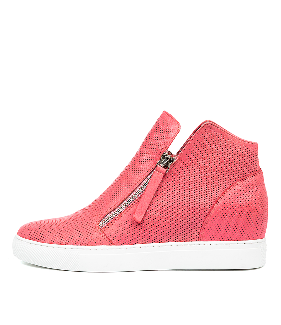 Buy Django & Juliette Gisele Candy Pink Sneakers online with free shipping