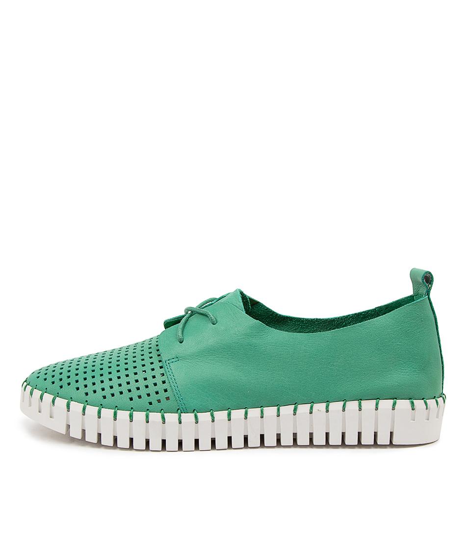 Buy Django & Juliette Huston Spearmint Sneakers online with free shipping