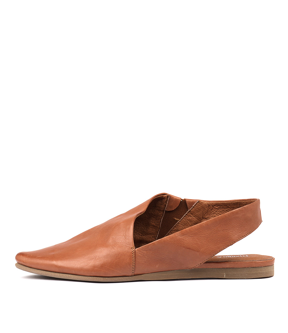 Buy Django & Juliette Codie Tan Flats online with free shipping