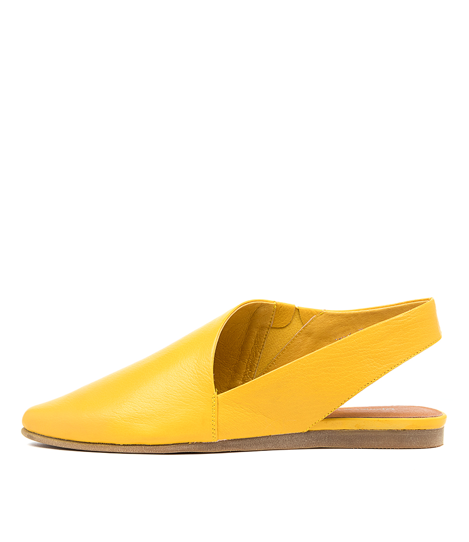 Buy Django & Juliette Codie Buttercup Flats online with free shipping