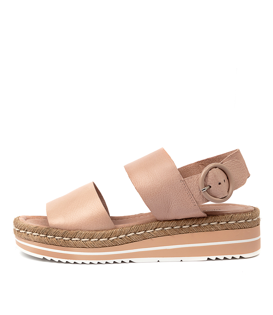 Buy Django & Juliette Atha Rose Flat Sandals online with free shipping