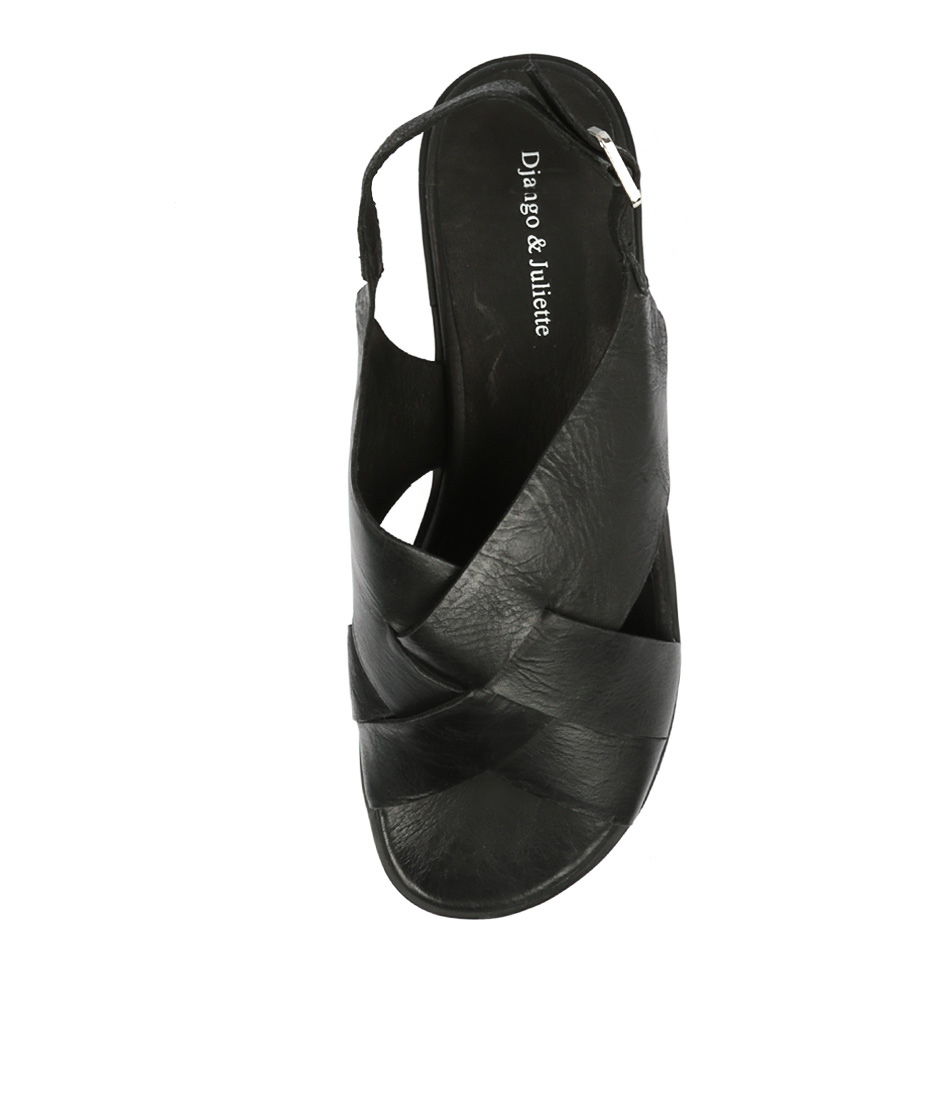 New-Django-amp-Juliette-Damari-Womens-Shoes-Casual-Sandals-Heeled thumbnail 11