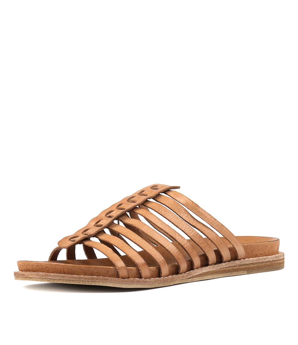 2bdb8b056 New Django   Juliette Hillard Womens Shoes Casual Sandals Sandals Flat