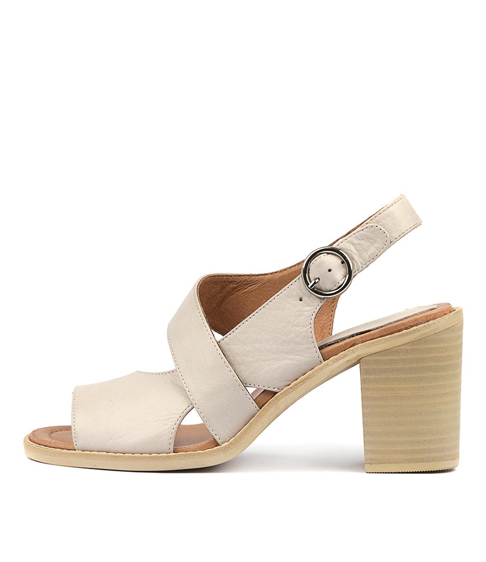 Buy Django & Juliette Tavaris Nude Heeled Sandals online with free shipping