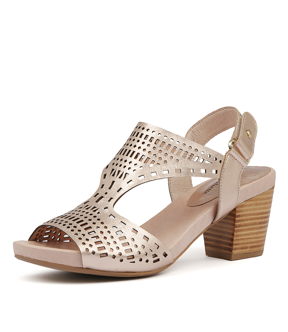 New Django & Juliette Zollie Womens shoes Casual Sandals Heeled Heeled Heeled f19b81
