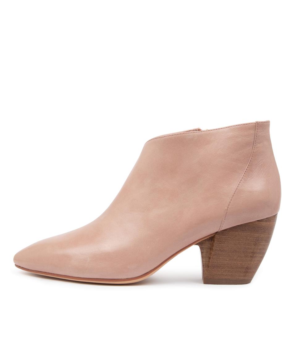 Buy Django & Juliette Agusta Blush High Heels online with free shipping