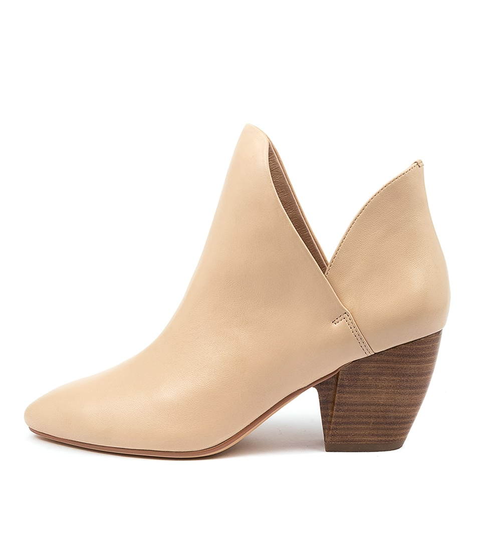 Buy Django & Juliette Alvis Nude Ankle Boots online with free shipping