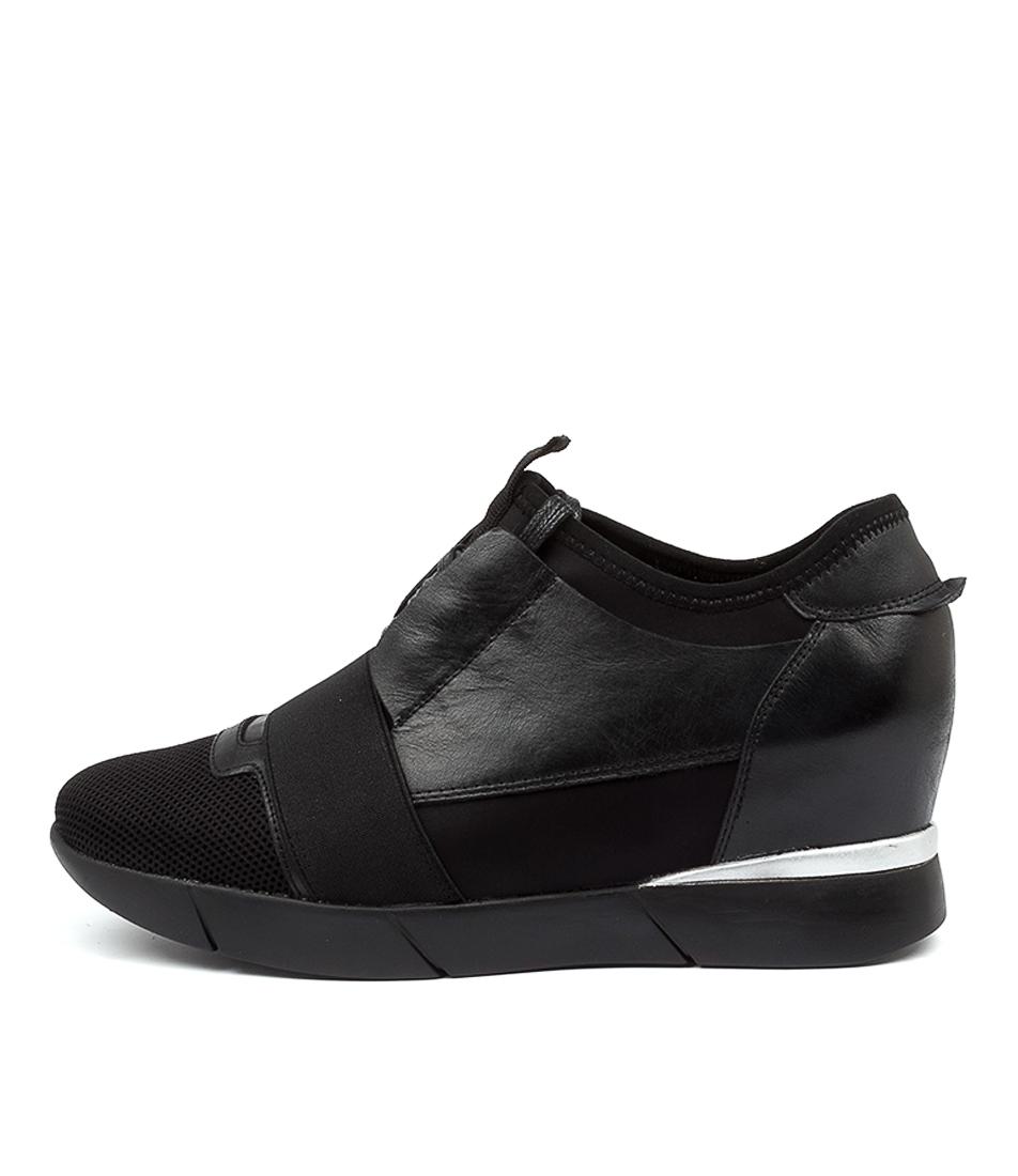 Buy Django & Juliette Deasia Black Sneakers online with free shipping