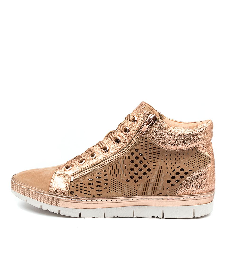 Buy Django & Juliette Joetta Blush Ankle Boots online with free shipping