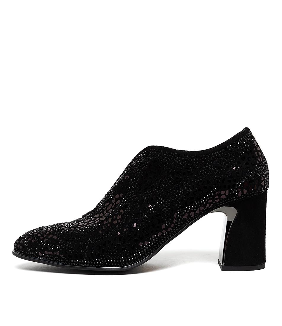 Buy Django & Juliette Kellenie Black High Heels online with free shipping
