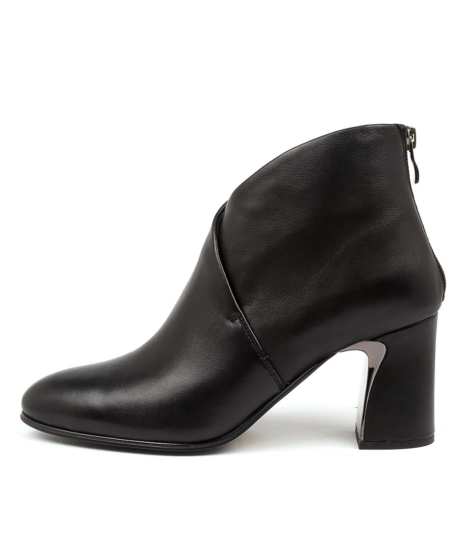 Buy Django & Juliette Killian Black Ankle Boots online with free shipping
