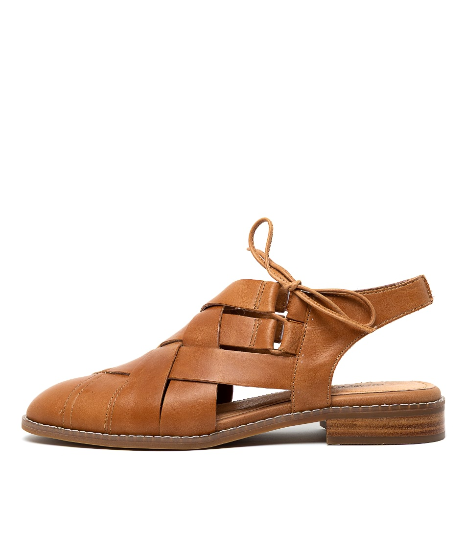 Buy Django & Juliette Leeroy Tan Flats online with free shipping