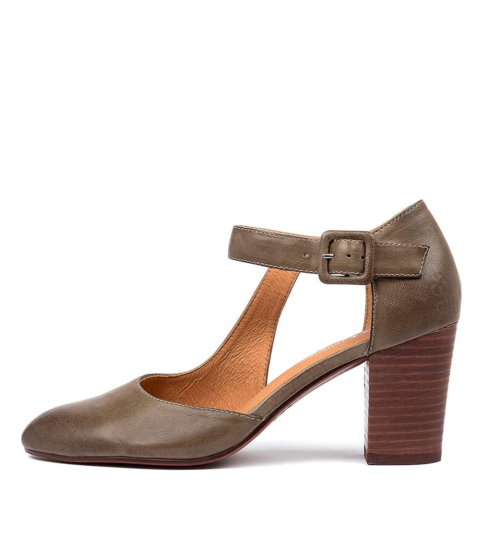 Buy Django & Juliette Lenna Mud High Heels online with free shipping