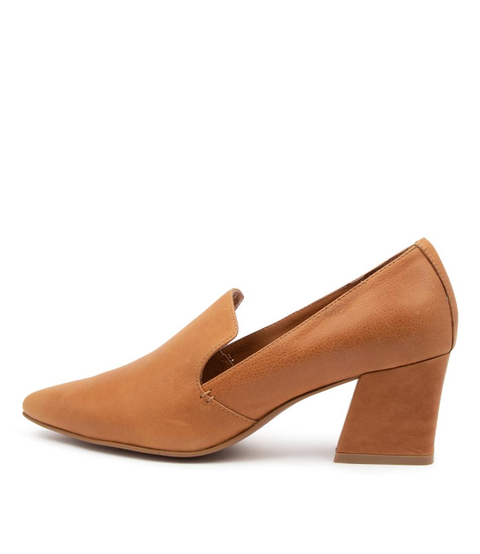 Buy Django & Juliette Missies Tan High Heels online with free shipping