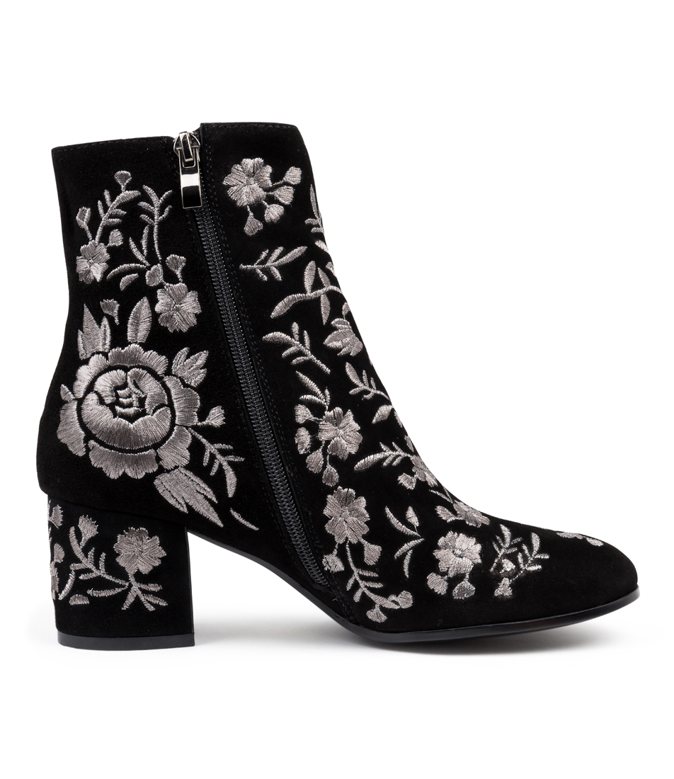 New-Django-amp-Juliette-Noretta-Womens-Shoes-Boots-Ankle thumbnail 4