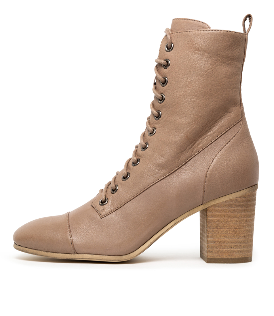 Buy Django & Juliette Towanda Putty Ankle Boots online with free shipping