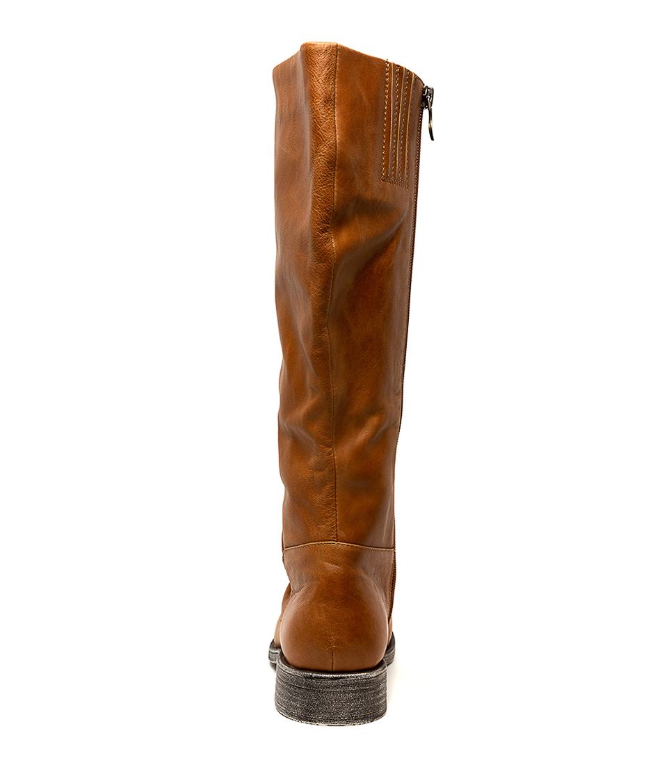 New Django & & & Juliette Malaki Womens shoes Boots Long 4c14ec