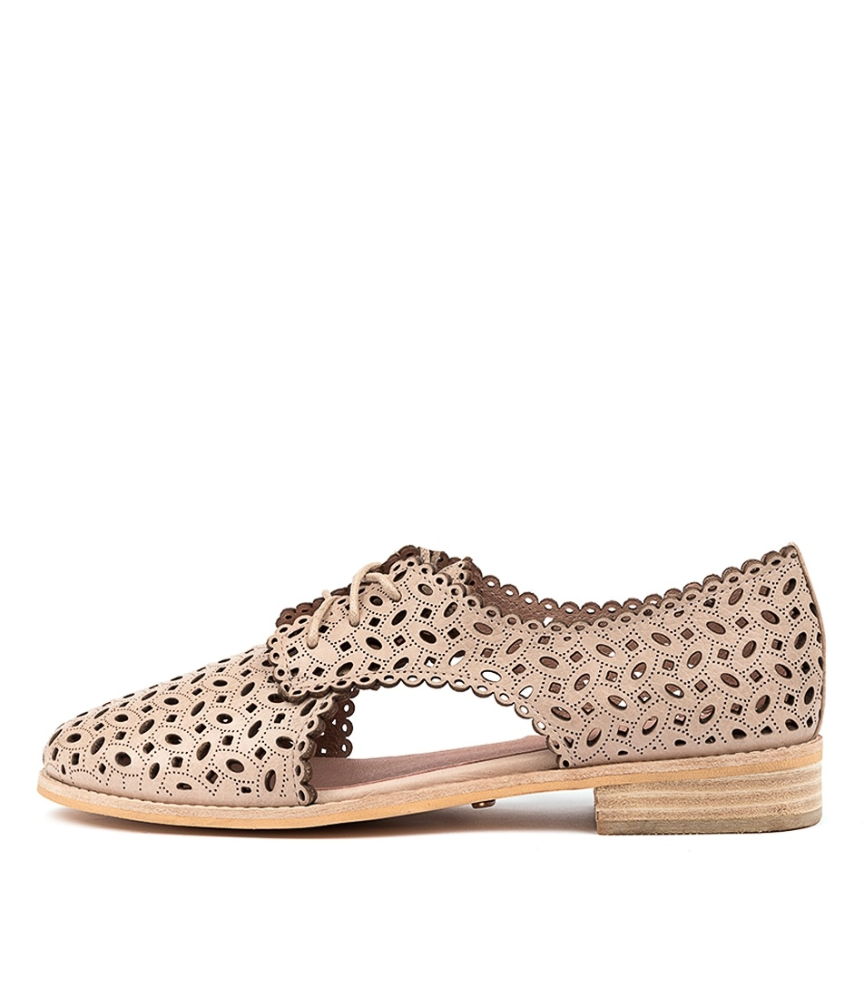Buy Django & Juliette Agness Dj Nude Flats online with free shipping