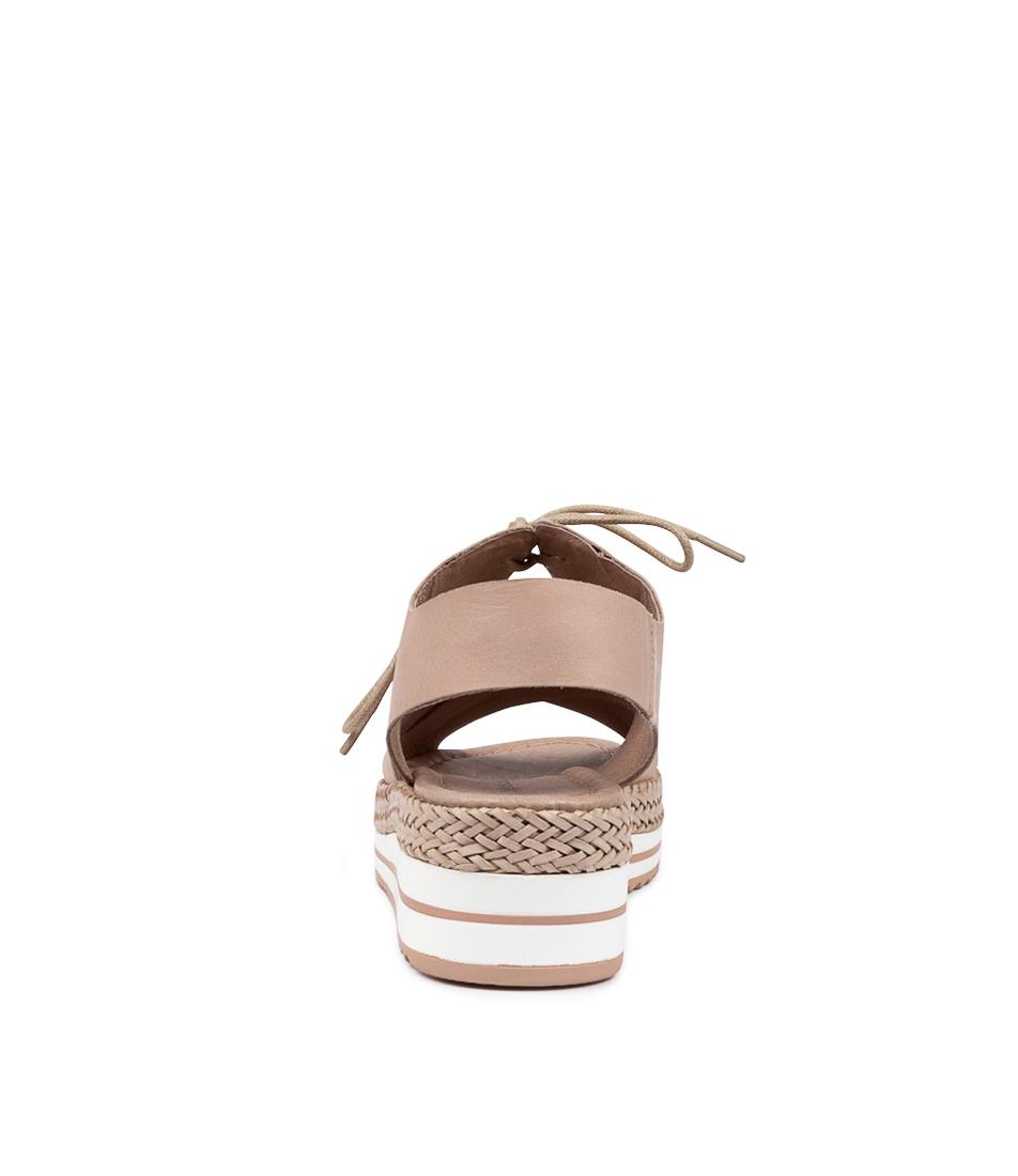 New-Django-amp-Juliette-Aldona-Dj-Womens-Shoes-Casual-Sandals-Heeled thumbnail 3