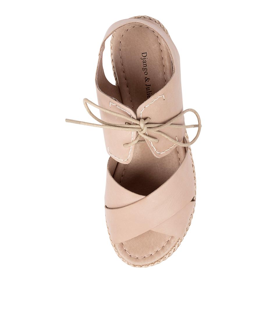 New-Django-amp-Juliette-Aldona-Dj-Womens-Shoes-Casual-Sandals-Heeled thumbnail 5