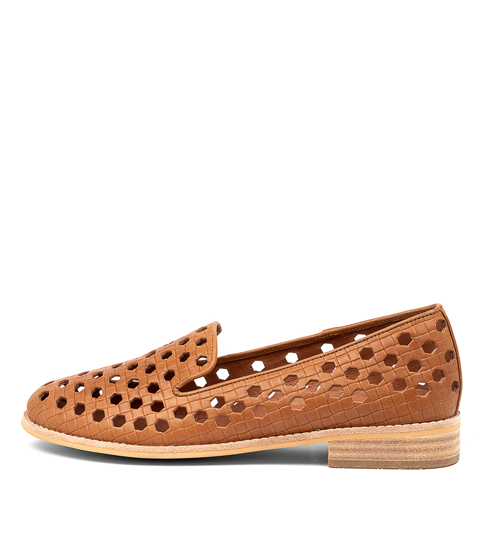 Buy Django & Juliette Alina Dj Tan Flats online with free shipping