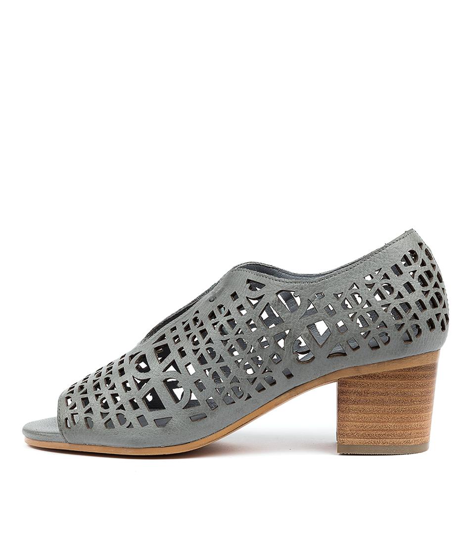 Buy Django & Juliette Burk Dj Steel Heeled Sandals online with free shipping