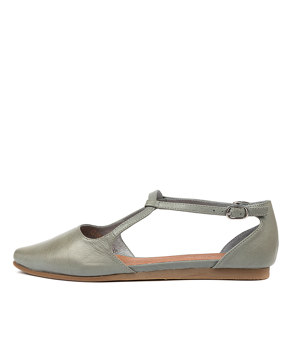 Buy Django & Juliette Clemie Dj Steel Flats online with free shipping