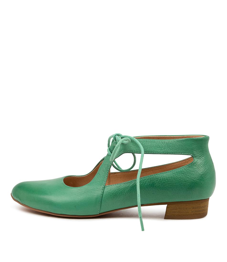 Buy Django & Juliette Ewing Dj Emerald Flats online with free shipping