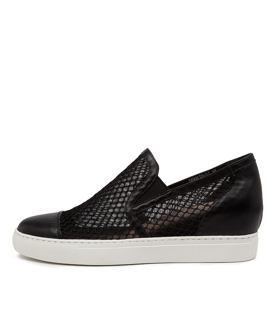 Buy Django & Juliette Geraldy Dj Black Sneakers online with free shipping