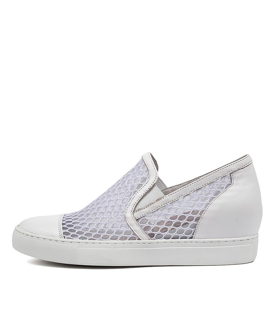Buy Django & Juliette Geraldy Dj White Sneakers online with free shipping