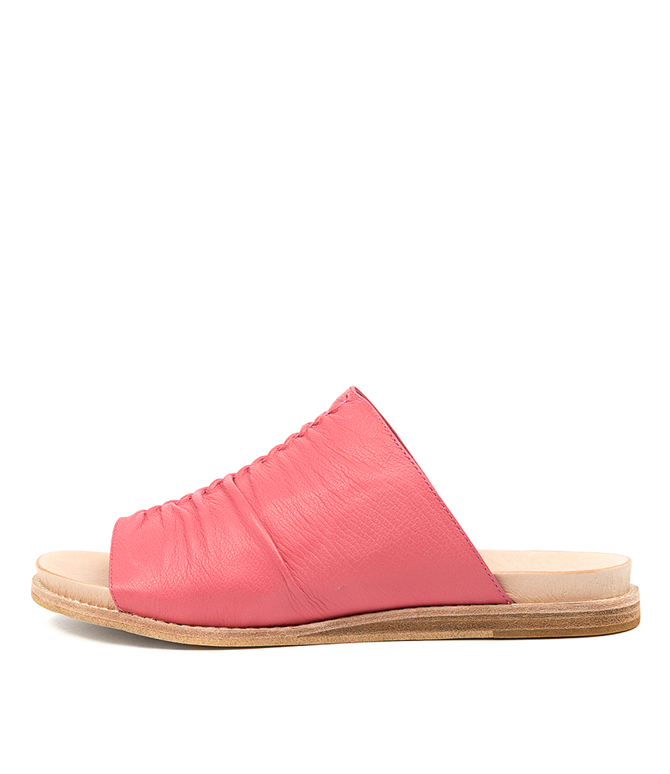 Buy Django & Juliette Hill Dj Candy Pink Flat Sandals online with free shipping