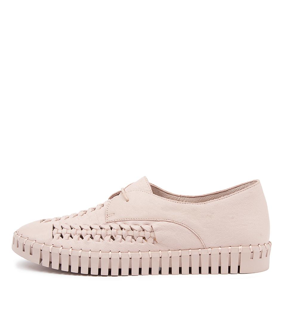 Buy Django & Juliette Hubert Dj Nude Nude Sole Sneakers online with free shipping