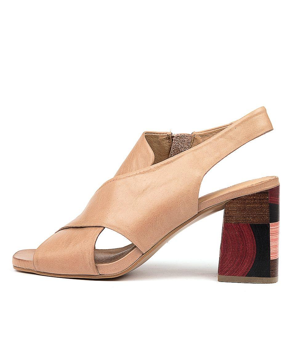 Buy Django & Juliette Renea Dj Cafe Heeled Sandals online with free shipping