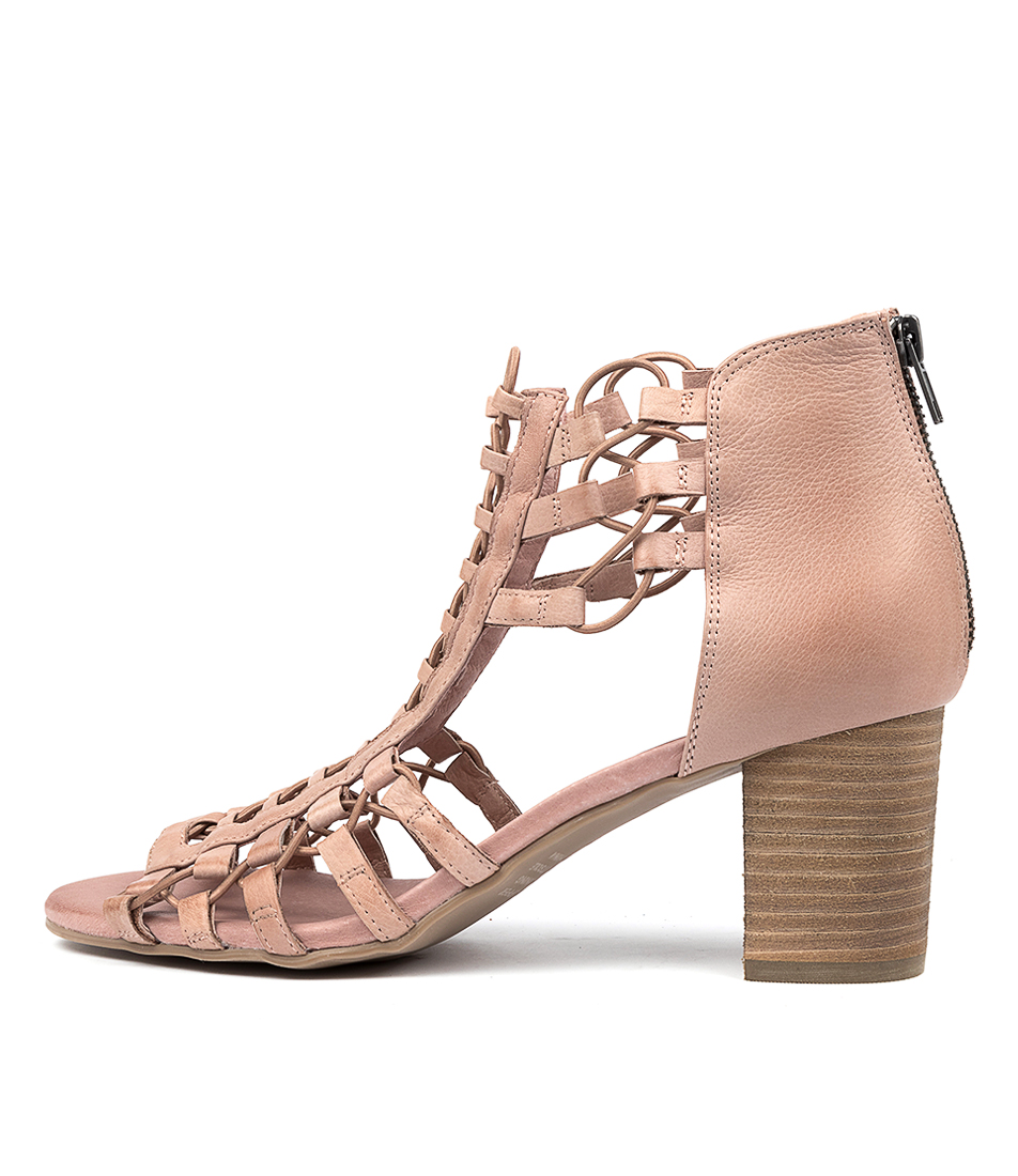 Buy Django & Juliette Sonya Dj Cafe Heeled Sandals online with free shipping
